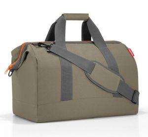 Cestovní taška Reisenthel Allrounder L Olive green