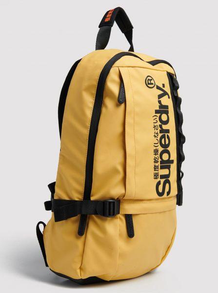 Žlutý batoh Superdry