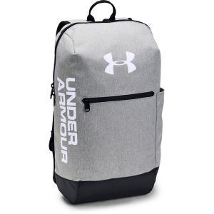 Batoh Under Armour Patterson Backpack Steel Medium Heather – OSFA