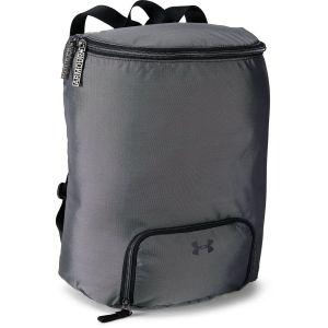 Dámský batoh Under Armour Midi Backpack Black/White/Black – OSFA