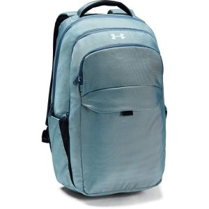 Dámský batoh Under Armour On Balance Backpack Halogen Blue/Static Blue/Halogen Blue – OSFA
