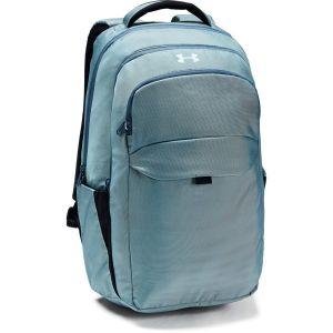 Dámský batoh Under Armour On Balance Backpack Halogen Blue/Static Blue/Halogen Blue – OSFA