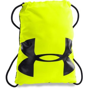 Vak na záda Under Armour Ozsee Sackpack High-Vis Yellow – OSFA