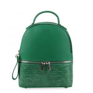 David Jones Paris Dámský batoh 6269-1 – zelená