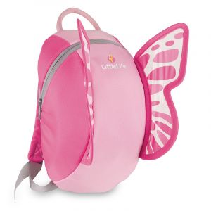 LittleLife Animal Kids Backpack 6l butterfly