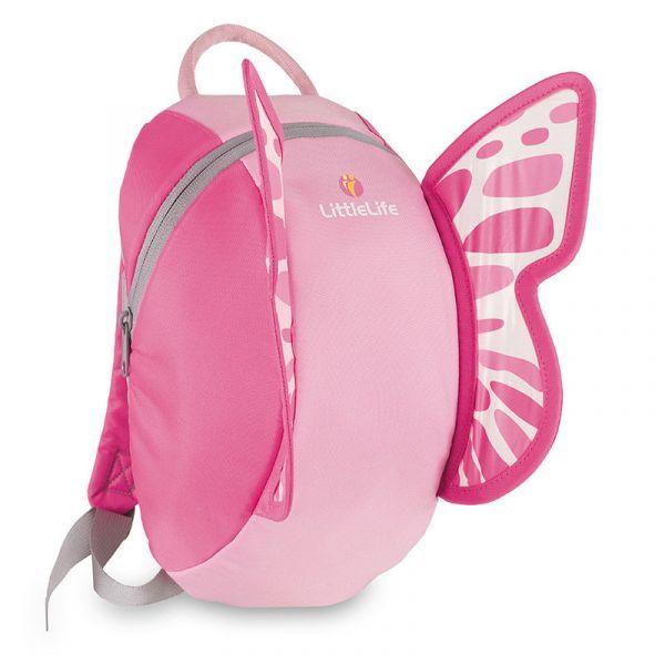 LittleLife Animal Kids Backpack 6l butterfly