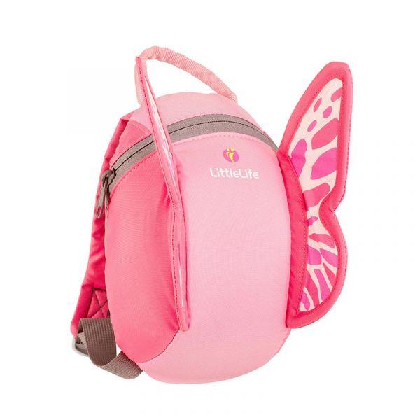 LittleLife Animal Toddler Backpack butterfly