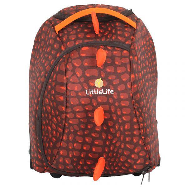 LittleLife Children's Suitcase 20l dinosaur