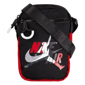 Jumpman classics festival bag BLACK(GYM RED)