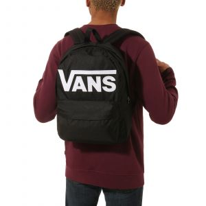Mn old skool iii backpack Černá