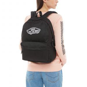 Wm realm backpack Černá