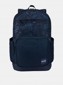 Tmavě modrý vzorovaný batoh Case Logic Query 29 l
