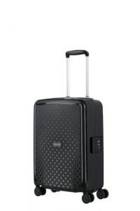 Travelite Kabinový cestovní kufr Terminal S Black 36 l