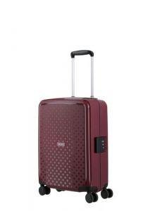 Travelite Kabinový cestovní kufr Terminal S Lilac 36 l