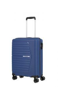 Travelite Kabinový cestovní kufr Nubis S Midnight blue 38 l