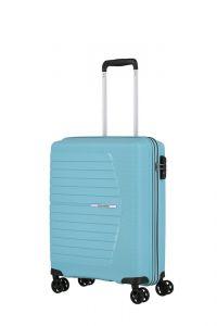 Travelite Kabinový cestovní kufr Nubis S Light blue 38 l