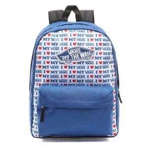 VANS Dámský batoh Realm Tru Blue 27 l