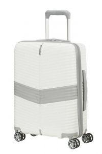 Samsonite Kabinový cestovní kufr Darts Spinner 36 l – bílá