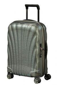 Samsonite Kabinový cestovní kufr C-lite Spinner EXP 36/42 l – metalic zelená