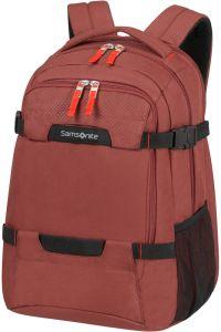"""Samsonite Batoh na notebook L EXP 15,6"""" Sonora 31/34 l – červená"""