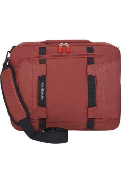"""Samsonite Taška na notebook/batoh 2v1 15,6"""" Sonora EXP 28/32,5 l – červená"""