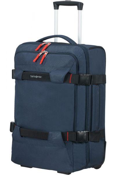 Samsonite Cestovní taška na kolečkách Sonora 48 l – modrá