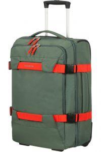 Samsonite Cestovní taška na kolečkách Sonora 48 l – zelená
