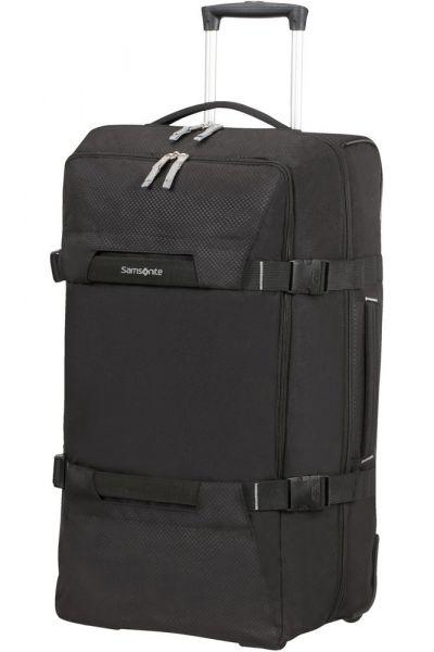 Samsonite Cestovní taška na kolečkách Sonora 72,5 l – černá
