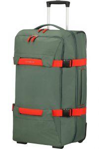 Samsonite Cestovní taška na kolečkách Sonora 72,5 l – zelená