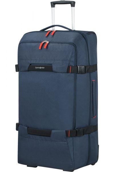 Samsonite Cestovní taška na kolečkách Sonora 112 l – modrá