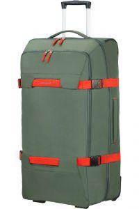 Samsonite Cestovní taška na kolečkách Sonora 112 l – zelená