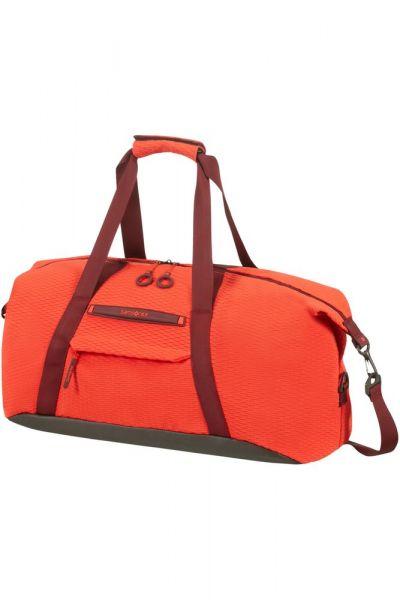 Samsonite Cestovní taška Neoknit 44 l – červená