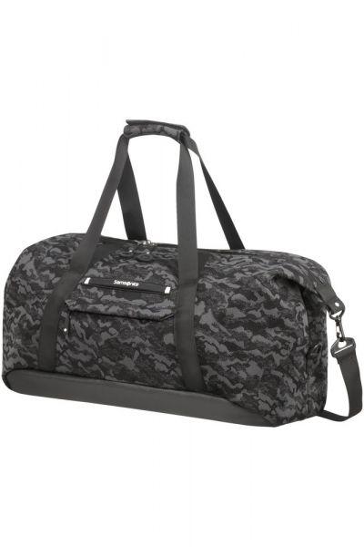 Samsonite Cestovní taška Neoknit 44 l – šedá