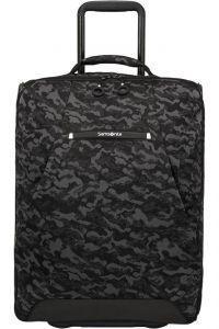 Samsonite Kabinový kufr/batoh na kolečkách Neoknit 41 l – šedá