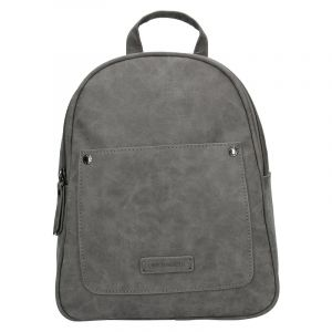 Moderní dámský batoh Enrico Benetti Zelda – šedá