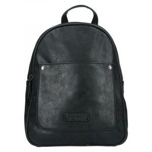 Moderní dámský batoh Enrico Benetti Zelda – černá