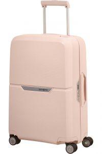 Samsonite Kabinový cestovní kufr Magnum Spinner 38 l – světle růžová