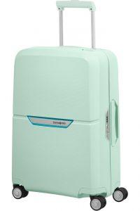 Samsonite Kabinový cestovní kufr Magnum Spinner 38 l – světle zelená