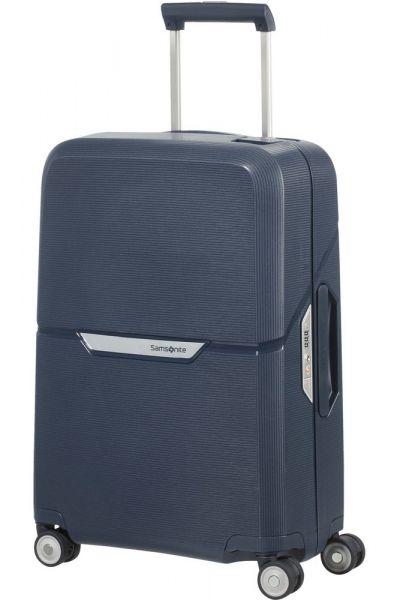 Samsonite Kabinový cestovní kufr Magnum Spinner 38 l – tmavě modrá