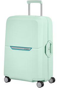 Samsonite Skořepinový cestovní kufr Magnum 82 l – světle zelená