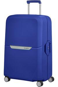 Samsonite Skořepinový cestovní kufr Magnum 104 l – modrá kobalt