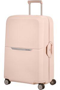 Samsonite Skořepinový cestovní kufr Magnum 104 l – světle růžová