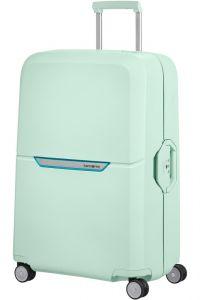 Samsonite Skořepinový cestovní kufr Magnum 104 l – světle zelená