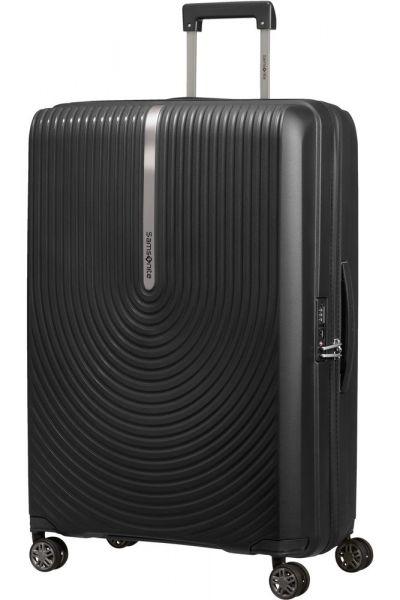 Samsonite Skořepinový cestovní kufr Hi-Fi EXP 100/110 l – černá