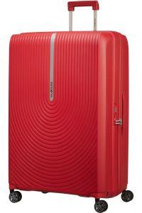 Samsonite Skořepinový cestovní kufr Hi-Fi EXP 119/131 l – červená