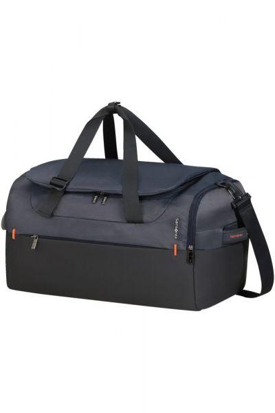 Samsonite Cestovní taška Rythum 55 l – modrá