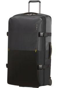 Samsonite Látková cestovní taška na kolečkách Rythum 115 l – tmavě šedá