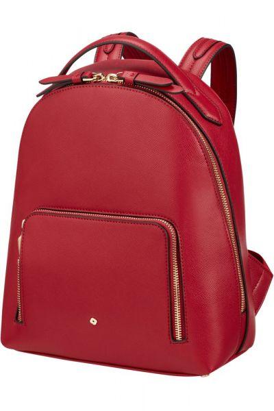 Samsonite Dámský batoh Seraphina 2.0 – červená