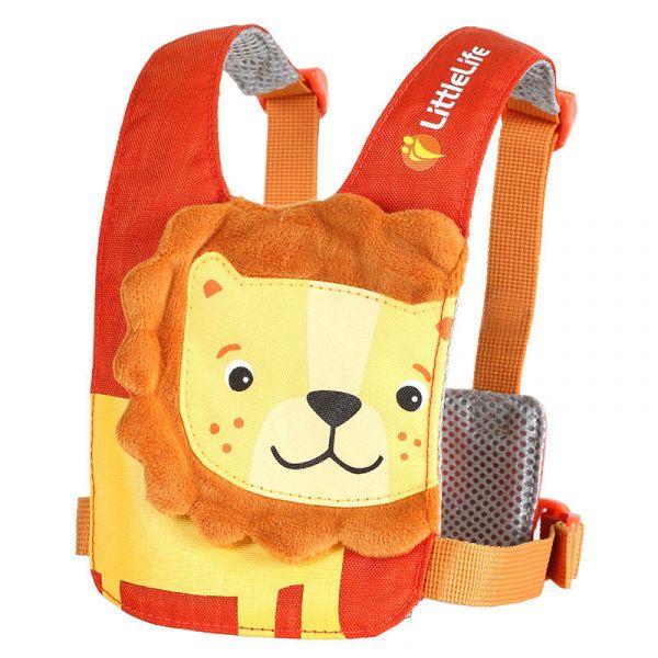 LittleLife Toddler Reins lion