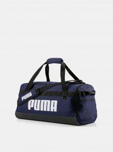 Tmavě modrá cestovní taška Puma